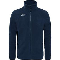 The North Face 100 Glacier Full Zip Mens Jacket Fleece - Urb
