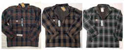 Carhartt 102333 Mens Hubbard Sherpa Lined Flannel Shirt/Jack