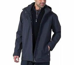 $200 NEW ExOfficio Men's Leshan Travel Waterproof Jacket / C