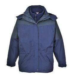 3 in 1 rain waterproof jacket men