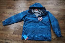 36 Columbia Morningside Park Interchange 3-in-1 Jacket Blue