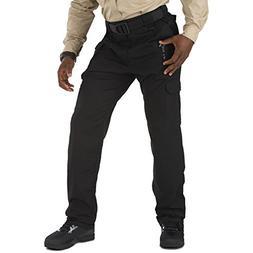 5.11 Men's Taclite Pro Tactical Pants, Style 74273, Black, 4