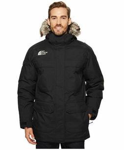 $775 The North Face Men'S Black Mcmurdo Iii Down Waterproof
