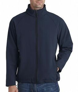 UltraClub 8265 Coat Men's Soft Shell Jacket NEW
