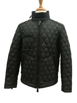 Coach 83741 Men's Bowery Quilted Racer Jacket Coat with Stow