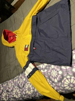 Tommy Hilfiger 90s Tommy Jeans  Colorblock Pullover Jacket 1