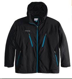 Columbia Men's Big and Tall Antimony Jacket, XL, Black,