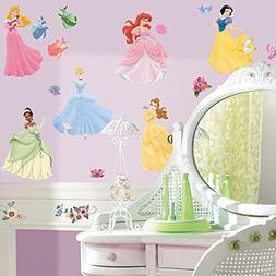 Disney Princess Peel and Stick Wall Decals