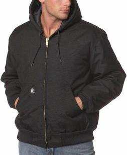 NEW Carhartt Mens Arctic Quilt Lined Yukon Active Jacket Bla