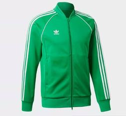NEW MEN'S ADIDAS ORIGINALS SUPERSTAR TRACK JACKET ~SIZE MEDI