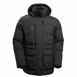 NWT Helly Hansen Men's Tromsoe Jacket 53074, Black, size Lar