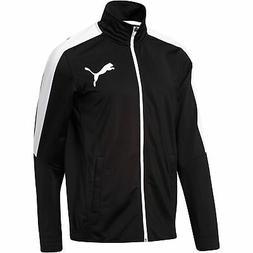 PUMA Contrast Track Jacket Men Track Jacket Basics New