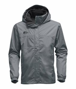 The North Face Men's Resolve 2 Jacket - Mid Grey & Mid Grey