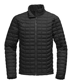 The North Face Men's Thermoball Jacket TNF Black Matte - L