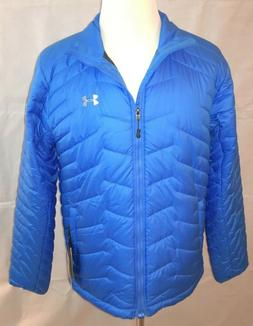 Under Armour Men's ColdGear Reactor Insulated Jacket. LG NWT