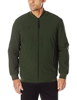 adidas Originals Men's Outerwear Street Modern Bomber, Night