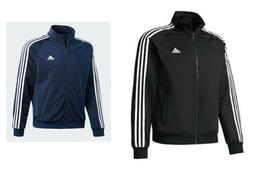 adidas men s essentials 3 stripe tricot