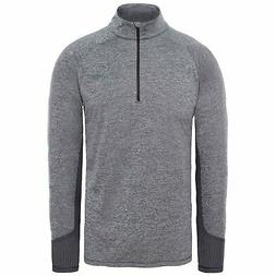The North Face Ambition Quarter Zip Mens Jacket Fleece - Tnf