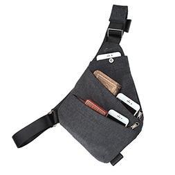 Faleto Anti-thief Hidden Security Bag Underarm Shoulder Armp