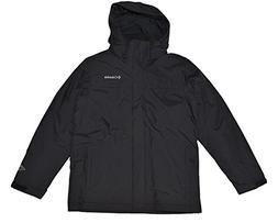Columbia Men's Arctic Trip II Interchange Jacket-Black-Large
