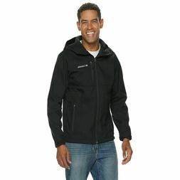 Columbia Men's Ascender Hooded Softshell Jacket, Collegiate