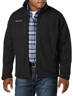 Columbia Men's Ascender Softshell Big Jacket 5X BLACK