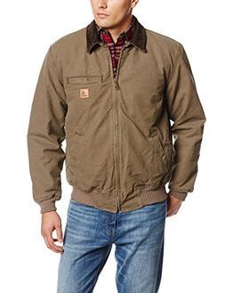 Carhartt Men's Bankston Jacket,Light Brown,X-Large
