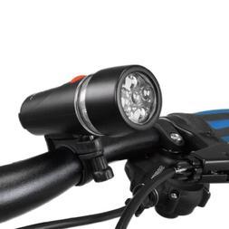 KABB Bicycle Light Set Super Bright 5 LED Headlight, 3 LED T