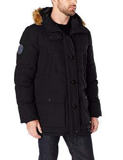 Tommy Hilfiger Men's Big and Tall Arctic Cloth Full Length Q