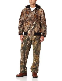 Carhartt Men's Big & Tall Thermal Lined Camo Active Jacket,R