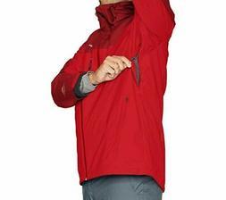 Columbia Men's Big Whirlibird Interchange Jacket, Mountain R