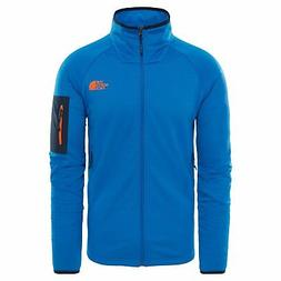 The North Face Borod Full Zip Mens Jacket Fleece - Turkish S