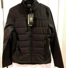 BRAND NEW Men's Champion C9 Black Softshell Jacket S L XL 2X