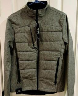 BRAND NEW Men's Champion C9 Gray Softshell Jacket S L XL 2XL