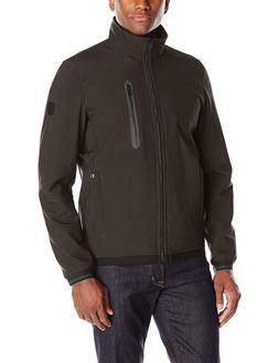 BRAND NWT London Fog Men's Soft Shell Black 3 in 1 Jacket Co