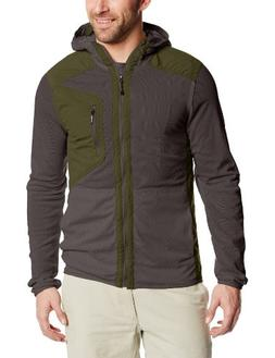 Exofficio Men's Bugsaway Sandfly Jacket, Slate/Algae, Large