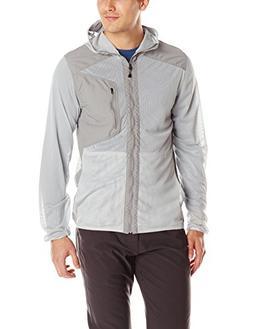 ExOfficio Men's BugsAway Sandfly Jacket, Oyster/Cement, Larg