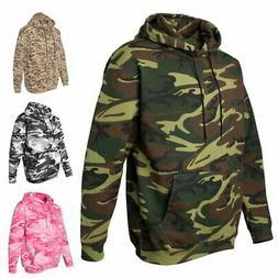 Code V Camouflage Pullover Mens Jacket Hoodie Sweatshirts 39
