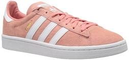 adidas Originals Women's Campus Sneaker, Tactile Rose Crysta