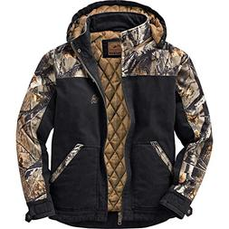 Legendary Whitetails Canvas Cross Trail Workwear Jacket Blac
