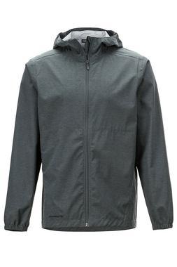 ExOfficio Caparra Jacket Men's M Gray Waterproof Lightweight