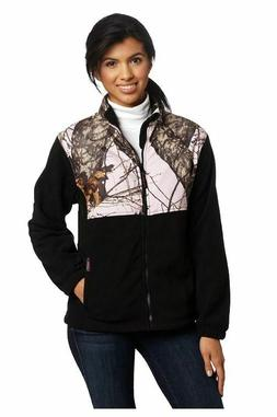Yukon Gear Women's Casual Fleece Jacket