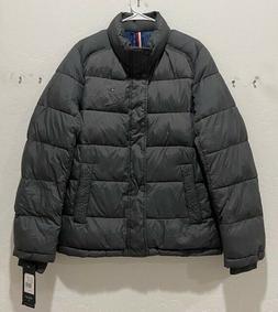 Tommy Hilfiger Men's Classic Puffer Jacket, Black, XX-Large