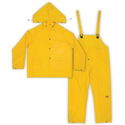 CLC Custom Leathercraft Rain Wear R110M .20 MM Yellow 3-Piec
