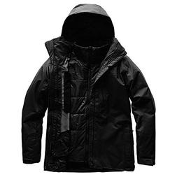 The North Face Men's Clement Triclimate Jacket - TNF Black &