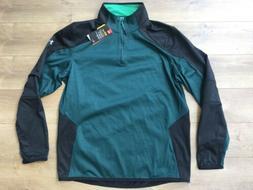 Under Armour ColdGear Reactor Fitted Fleece Jacket Green Men