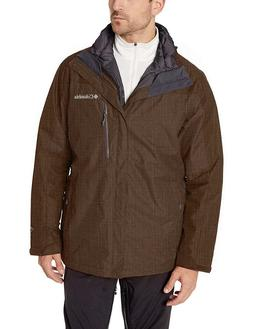 Columbia Men's Whirlibird III Interchange Jacket, Waterpro