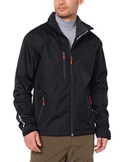 Helly Hansen Men's Crew Jacket, Black, X-Large