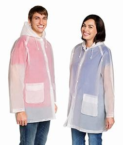 Leger sport Durable EVA The Best Rain Poncho - Unisex Men Wo