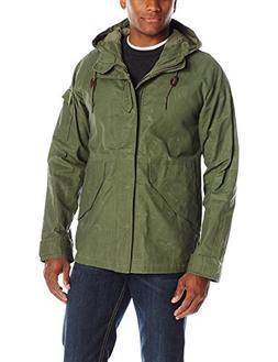 Alpha Industries Men's ECWCS W3X Shell Jacket, M Olive, XX-L